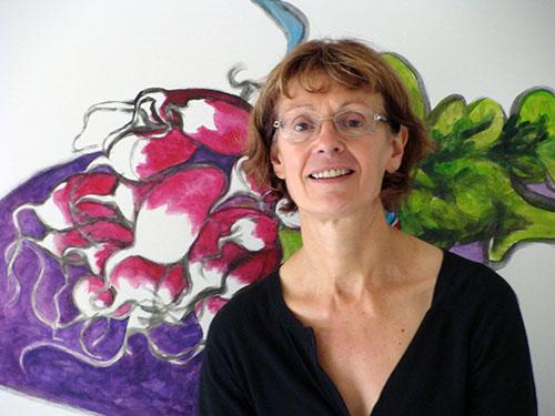 Brigitte Fichaux, diététicienne