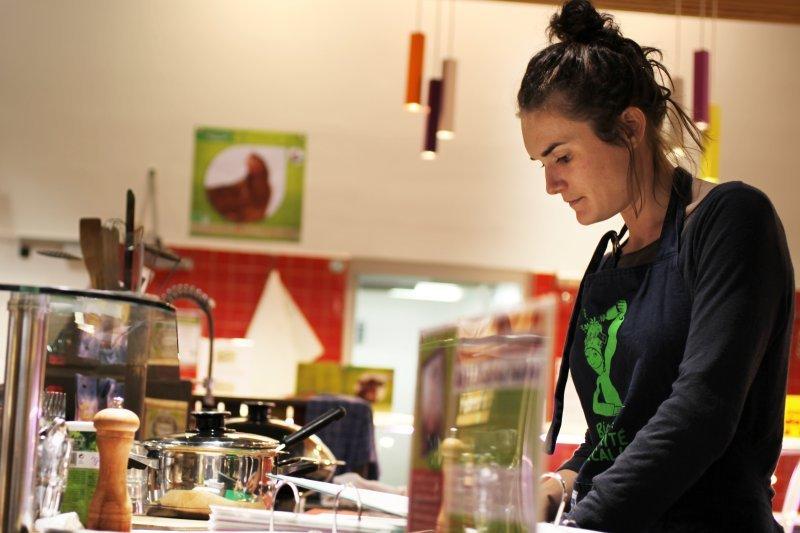 Anne-Sophie Huchet, diététicienne