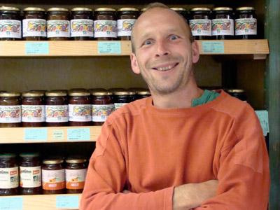 Jean-Yves Boucher, paysan confiturier