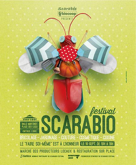 """Scarabio Festival #3: """"Faire soi-même"""""""