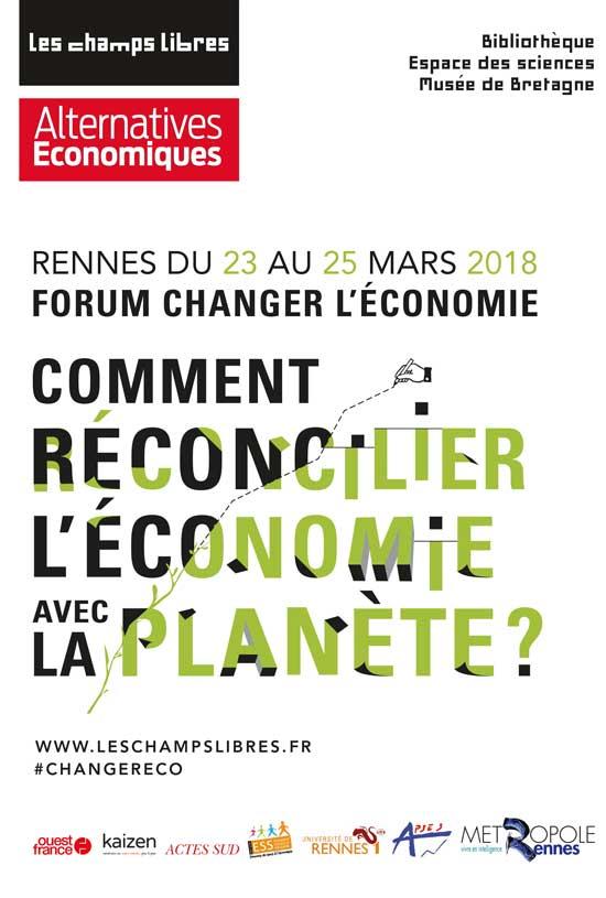 Comment réconcilier l'économie avec la planète?