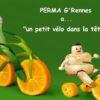 Une remorque à vélo pour Perma G'Rennes
