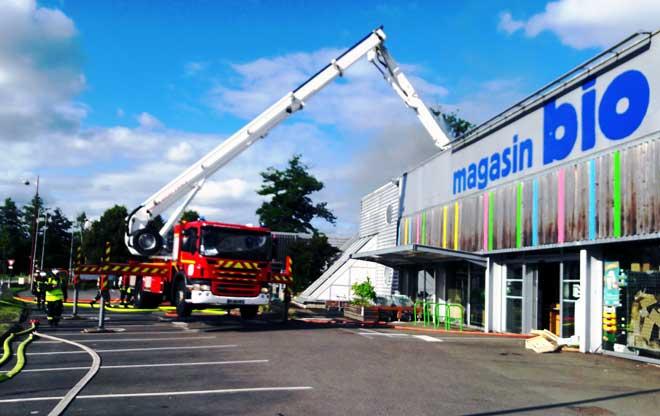 Incendie de Cesson: le point
