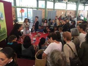 atelier DIY Ptites Mixtures Scarabio Festival2017
