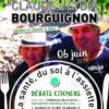 Conférence avec Claude et Lydia Bourguignon jeudi 6 juin