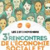 Rencontres de l'ESS, samedi 2 et dimanche 3 novembre