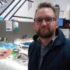 La poissonnerie à Biocoop Scarabée
