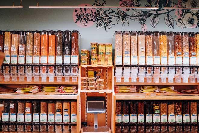 Vol aux rayons vrac et fruits et légumes: des pesées inopinées réalisées en caisse