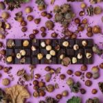 florentins moelleux aux fruits secs et chocolat