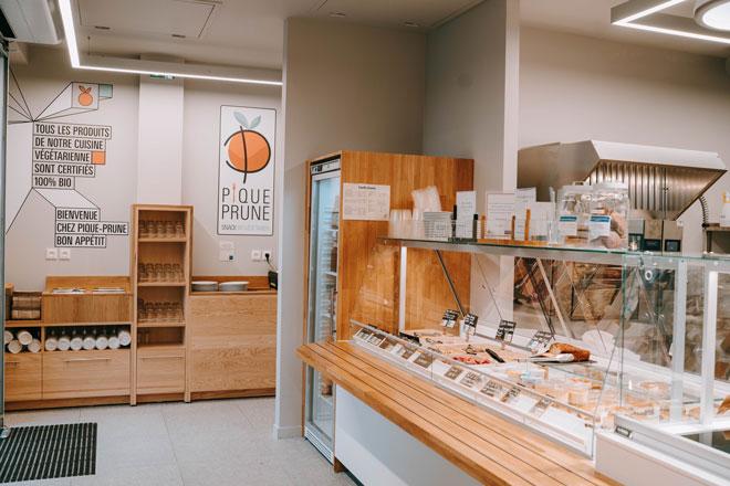 Restaurants et snacks Pique-Prune restent ouverts en vente-à-emporter