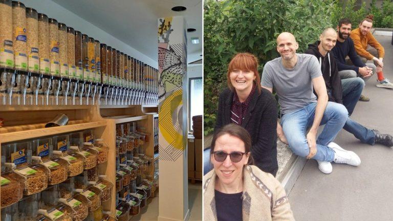 Biocoop Scarabée: un nouveau magasin quartier St-Martin