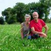 Voyage en Terre Bio: Cécile et Christian Mogis, éleveurs de vaches laitières à Pacé